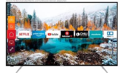 """Telefunken LED-Fernseher »D55V800M4CWH«, 139 cm/55 """", 4K Ultra HD, Smart-TV, 36... kaufen"""