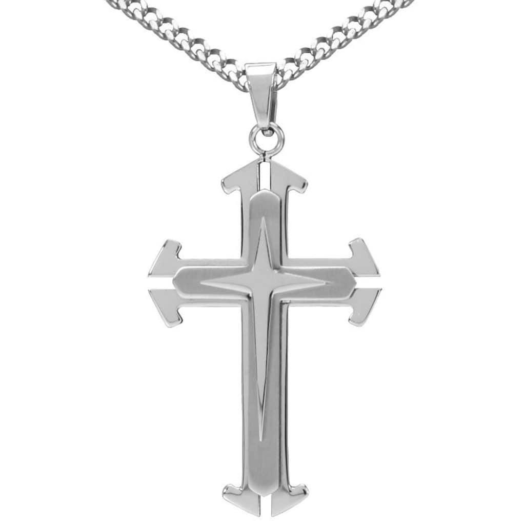 Firetti Kette mit Anhänger »Keltisches Kreuz«