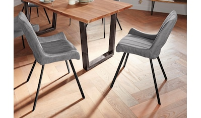 MCA furniture 4-Fußstuhl »Olympia«, Stuhl belastbar bis 120 Kg kaufen