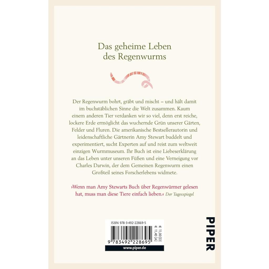 Buch »Der Regenwurm ist immer der Gärtner / Amy Stewart«