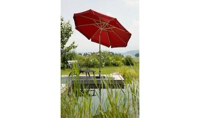 Schneider Schirme Sonnenschirm »Orlando«, ohne Schirmständer kaufen