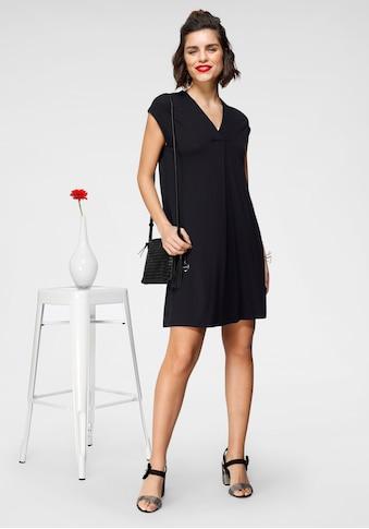 Tamaris Jerseykleid, im angesagten Kaftan-Stil - NEUE KOLLEKTION kaufen
