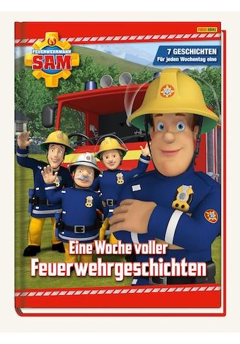 Buch »Feuerwehrmann Sam: Eine Woche voller Feuerwehrgeschichten / DIVERSE« kaufen