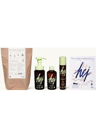 HEJ ORGANIC Gesichtreinigungs-Set »THE FACE CARE SET Cactus«, (4 tlg.) kaufen