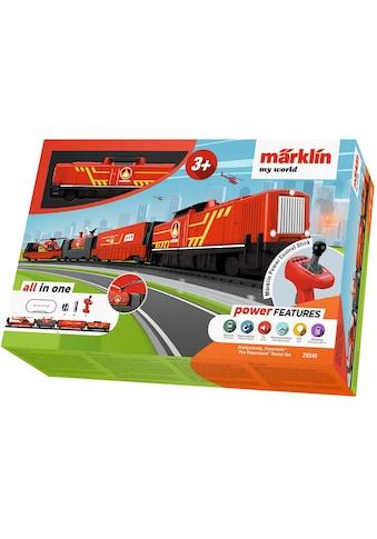 Märklin Spielzeugeisenbahn-Set »Märklin my world - Startpackung Feuerwehr - 29340« kaufen