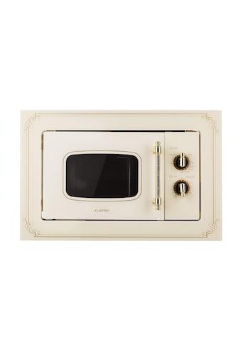 Klarstein Klarstein Victoria 20 Einbau - Mikrowelle, 20 l, 800 W, Grill: 100 »Victoria 20« kaufen