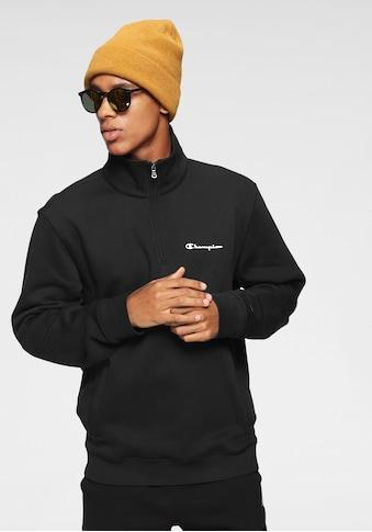 Champion Sweatshirt »HALF ZIP SWEATSHIRT« kaufen