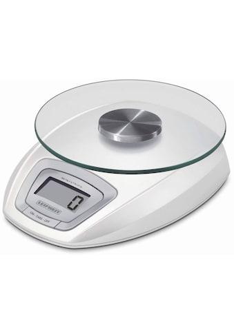 Leifheit Küchenwaage, (2 tlg.), mit LED Anzeige, Wiegeteller abnehmbar kaufen