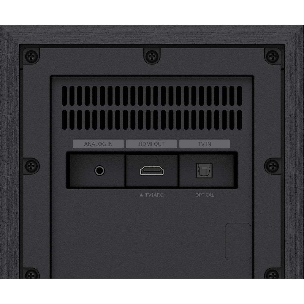 Sony Soundbar »HT-S20R Kanal TV«, Subwoofer, Surround Sound, Dolby Digital