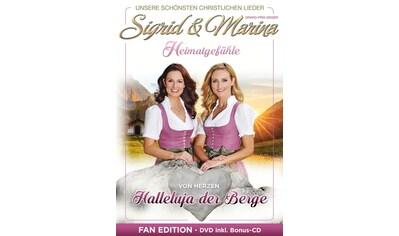 Musik-CD »Halleluja der Berge-Fanedition / Sigrid & Marina« kaufen