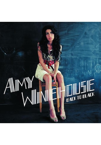 Musik-CD »BACK TO BLACK / Winehouse,Amy« kaufen