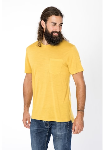 SUPER.NATURAL T-Shirt »M CITY TEE«, atmungsaktiver Merino-Materialmix kaufen