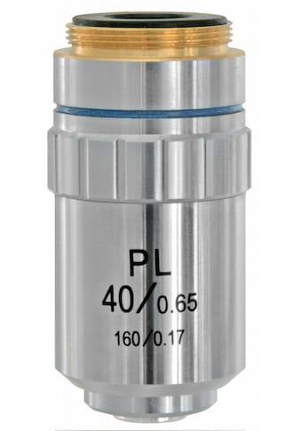 BRESSER Mikroskop »Planachromat Objektiv 40x« kaufen