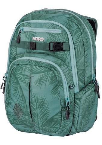NITRO Schulrucksack »Chase, Coco« kaufen