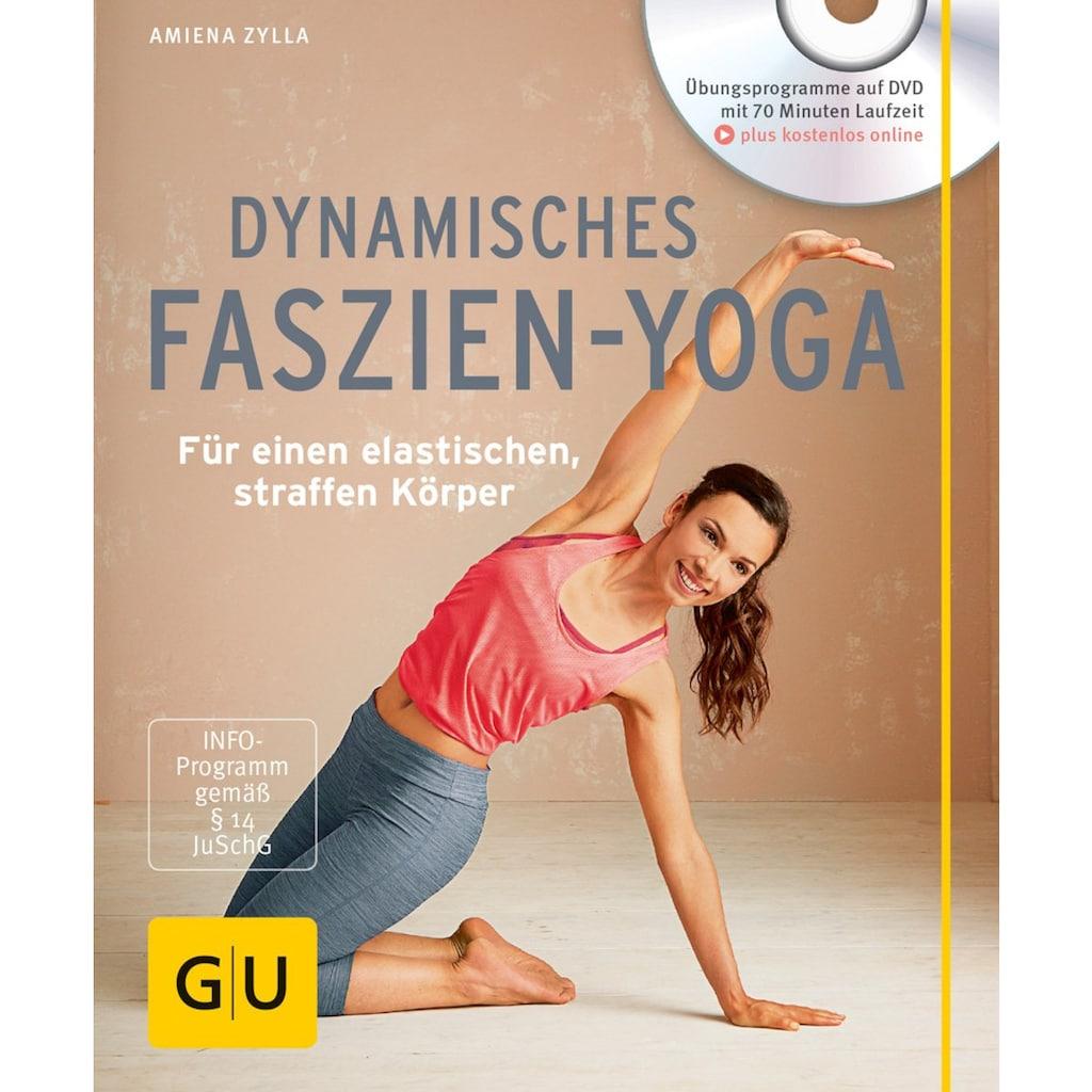 Buch »Dynamisches Faszien-Yoga (mit DVD) / Amiena Zylla«