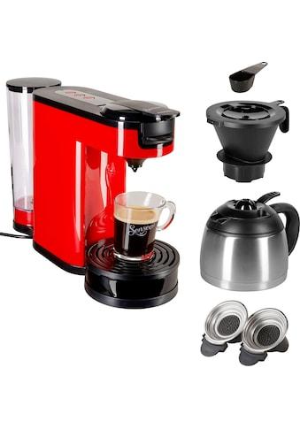 Senseo Kaffeepadmaschine »SENSEO® Switch HD6592/80«, Papierfilter kaufen