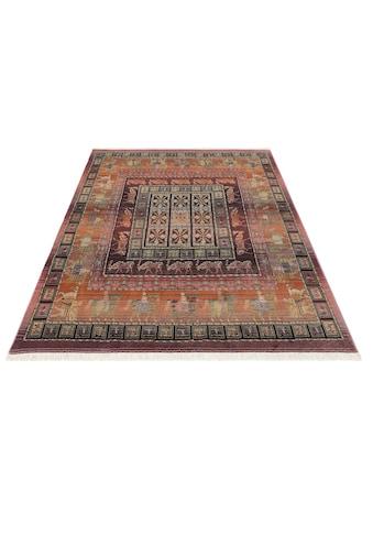 Oriental Weavers Teppich »Gabiro Pazyryk«, rechteckig, 11 mm Höhe, Orient-Optik, mit Fransen, Wohnzimmer kaufen