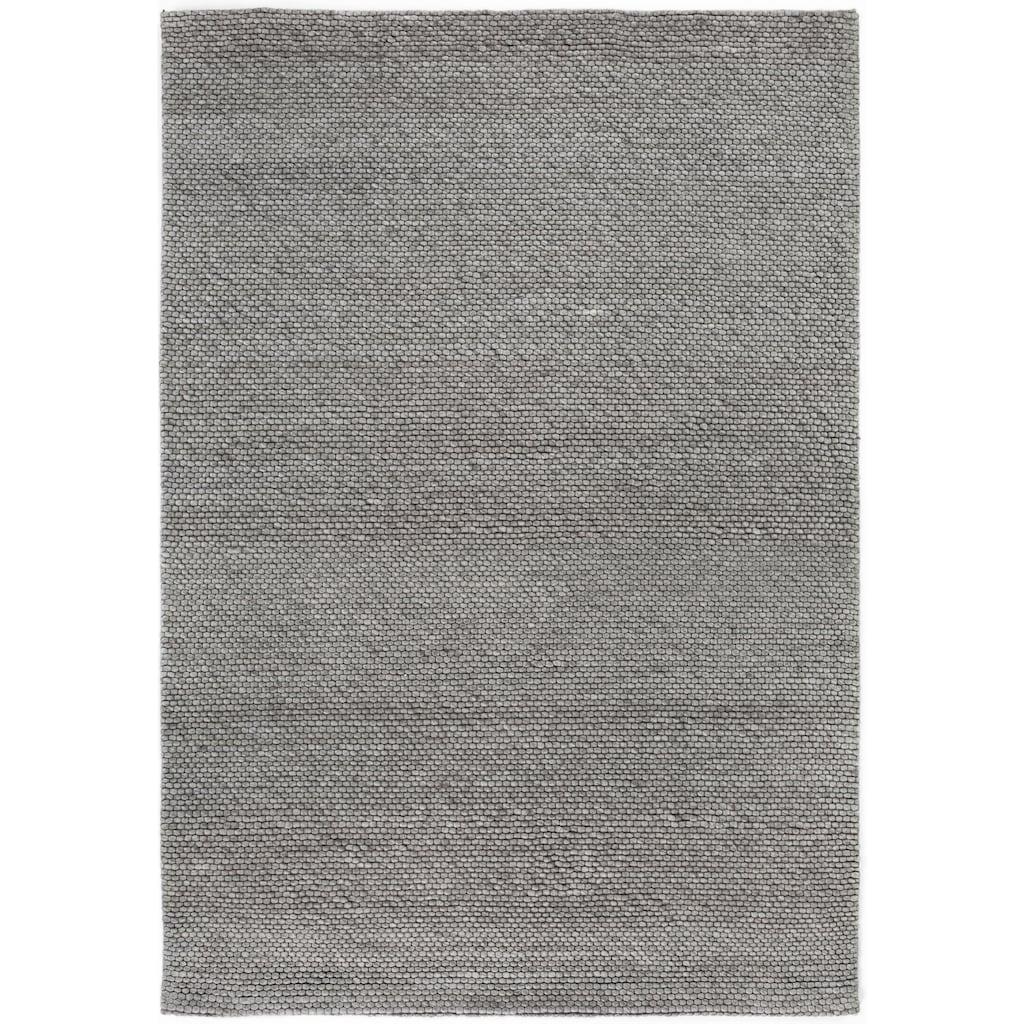 Barbara Becker Teppich »Brave«, rechteckig, 12 mm Höhe, handgewebt, melierte Optik, Wohnzimmer