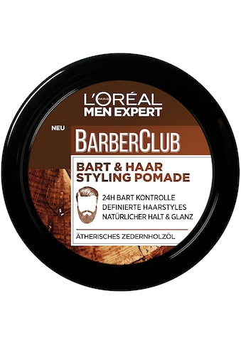 L'ORÉAL PARIS MEN EXPERT Bartpomade »Barber Club«, für variablen Halt, perfekt für natürliche Bartstyles kaufen
