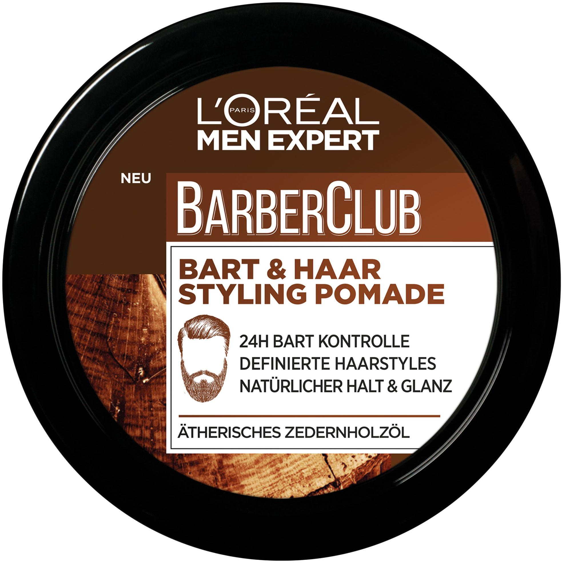 Bartpomade