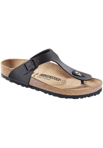 Birkenstock Sandale »43691«, Gizeh BF kaufen