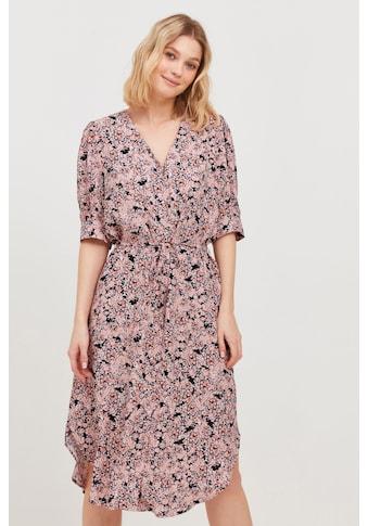 b.young Blusenkleid »b.young Sommerkleid mit Muster«, Sommerkleid kaufen