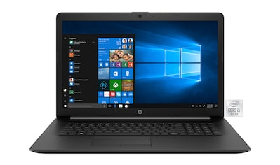 HP 17 - by3255ng Notebook (43,9 cm / 17,3 Zoll, Intel,Core i5, 0 GB HDD, 512 GB SSD) kaufen