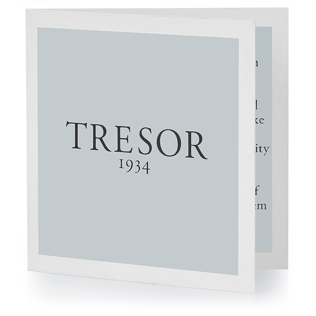Tresor 1934 Fingerring »A1524«, (1 tlg.), mit Zirkonia im Brillant-Look