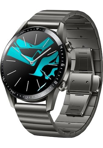 Huawei Smartwatch »Watch GT 2 Elite«, ( RTOS 24 Monate Herstellergarantie) kaufen