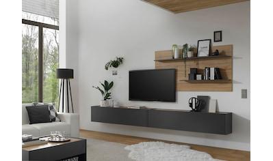 INOSIGN Wohnwand »CiTY Kombi 11«, (Set, 3 St.), Breite ca. 300 cm kaufen