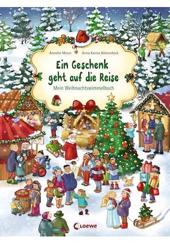 Buch »Ein Geschenk geht auf die Reise / Annette Moser, Anna Karina Birkenstock« kaufen