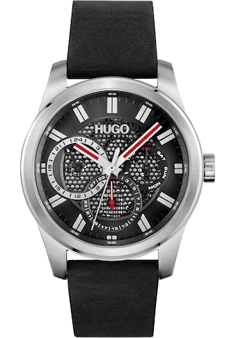 HUGO Multifunktionsuhr »#SKELETON, 1530189« kaufen