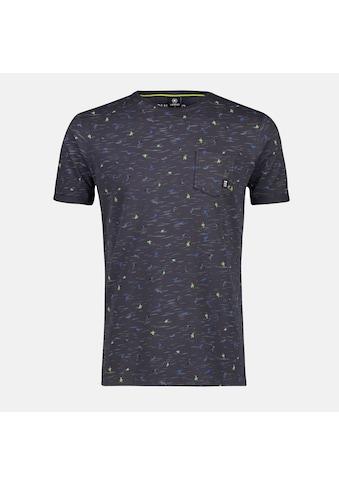 LERROS Print-Shirt »Birds«, mit Minimalprint und Brusttasche kaufen
