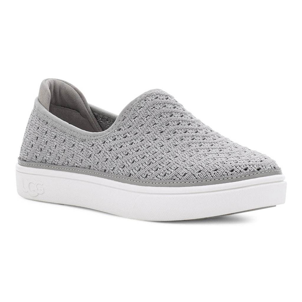 UGG Slip-On Sneaker »Caplan Slip-On«, mit leichter Perforierung