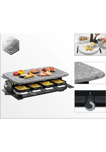 Trisa Raclette »Hot Stone«, 1500 W kaufen