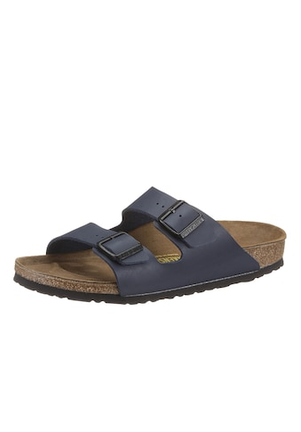 Birkenstock Pantolette »ARIZONA BF«, mit ergonomisch geformtem Fußbett kaufen