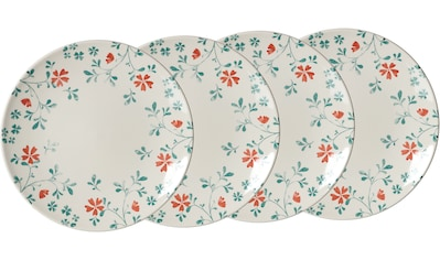 Ritzenhoff & Breker Speiseteller »Julia«, (Set, 4 St., 4 Speiseteller, je 26,5 cm... kaufen