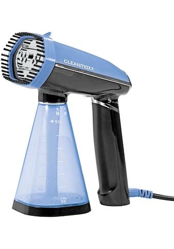CLEANmaxx Dampfbürste »CLEANmaxx Dampfglätter faltbar«, 1600 W kaufen