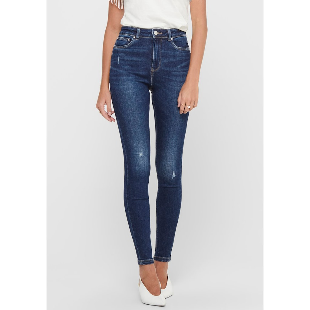 Only High-waist-Jeans »ONLMILA«