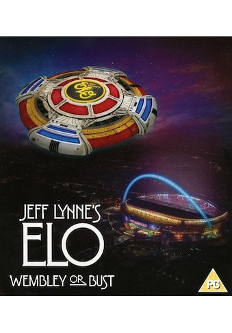 Musik-CD »Jeff Lynne's ELO - Wembley or Bust (2 CD/1 Blu-Ray / Jeff Lynne's ELO« kaufen