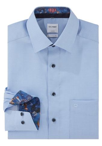 OLYMP Businesshemd »Luxor comfort fit«, mit normaler Armlänge kaufen
