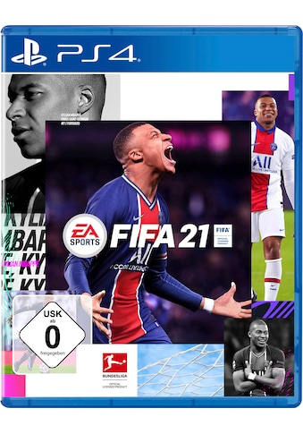 Electronic Arts Spiel »FIFA 21«, PlayStation 4 kaufen