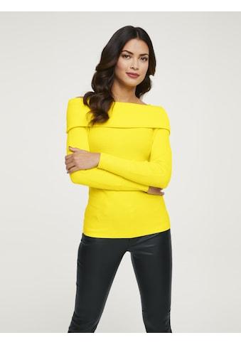 Pullover mit Kragen kaufen