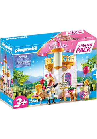 Playmobil® Konstruktions-Spielset »Starter Pack Prinzessin (70500), Princess«, Made in Germany kaufen