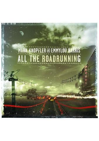 Musik-CD »ALL THE ROADRUNNING / KNOPFLER,MARK/HARRIS,E.« kaufen