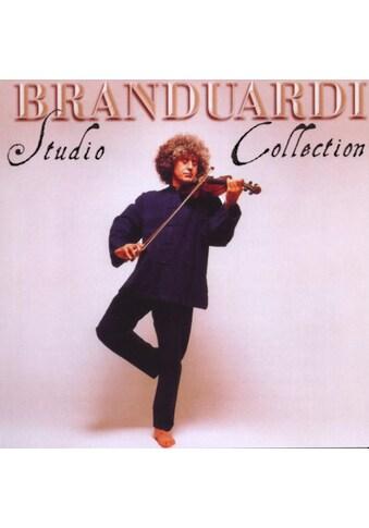 Musik-CD »Studio Collection / Branduardi,Angelo« kaufen