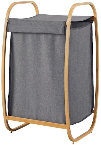welltime Wäschekorb »Costa Rica«, 43 cm breit, Bambus kaufen