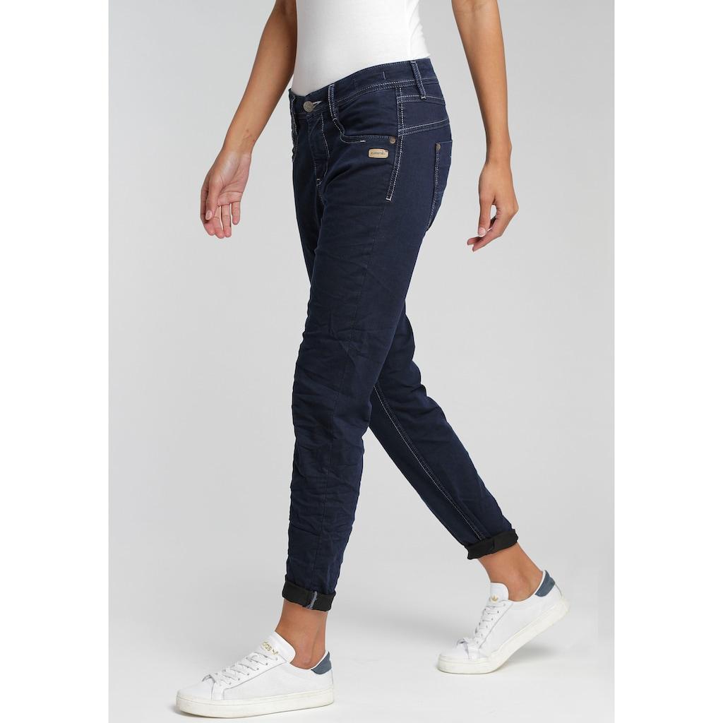 GANG Relax-fit-Jeans »Amelie«, mit doppelter rechter Gesäßtasche