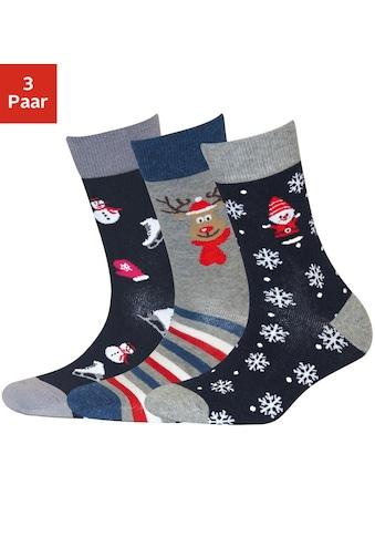 Sympatico Socken (3 Paar) kaufen