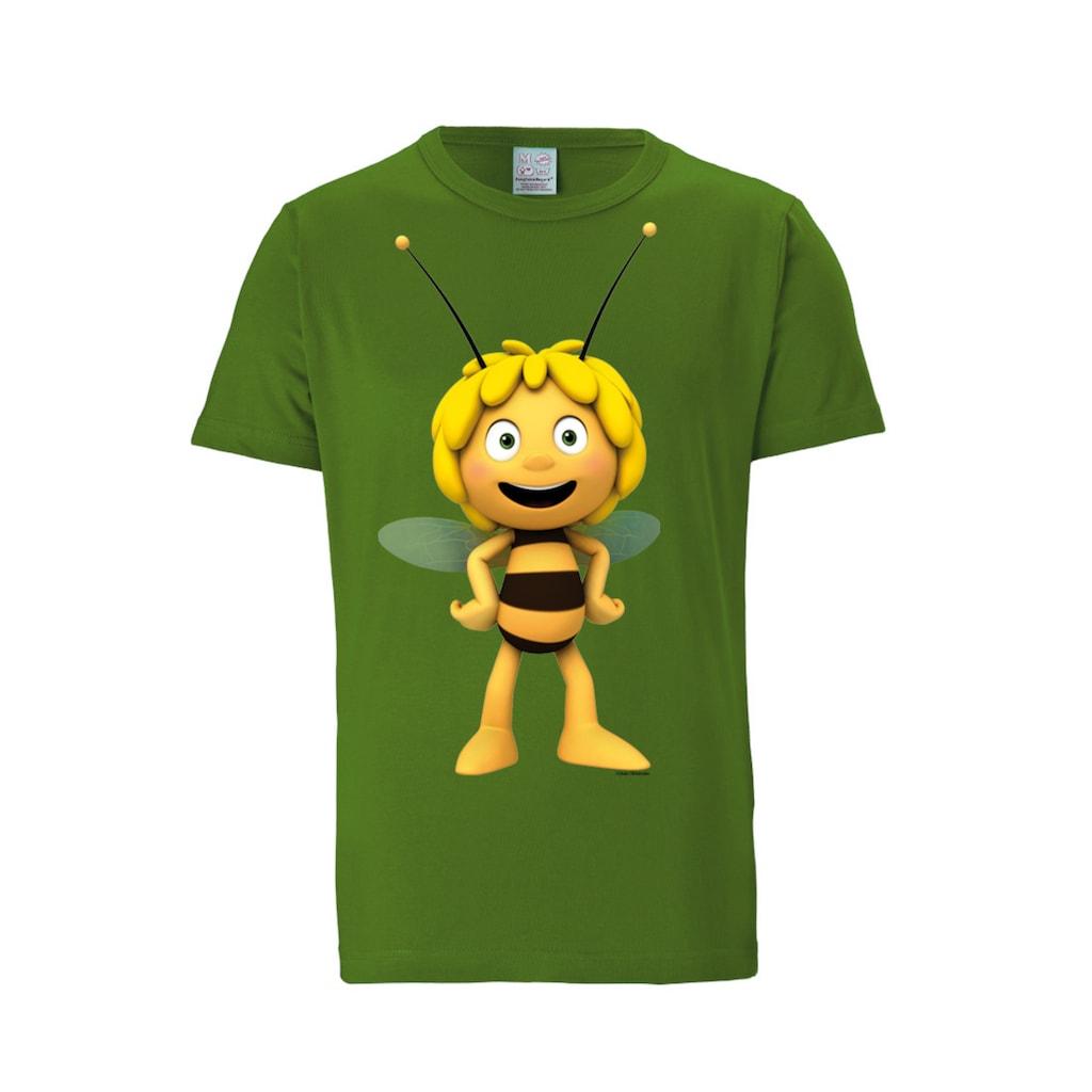 LOGOSHIRT T-Shirt mit Front-Print
